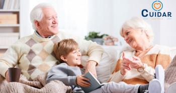 Capa Dia dos Avós - A importância de Comemorar